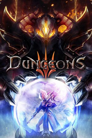 Dungeons 3 cover