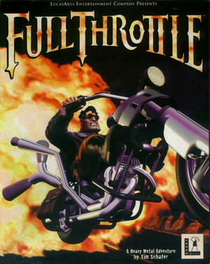 Full Throttle cover