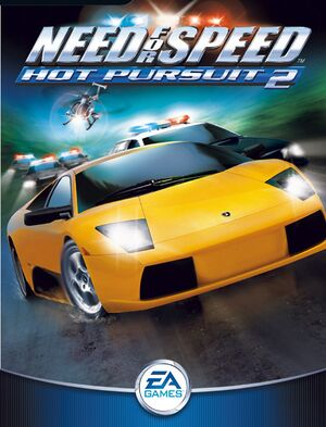 Need for Speed: Hot Pursuit 2 cover