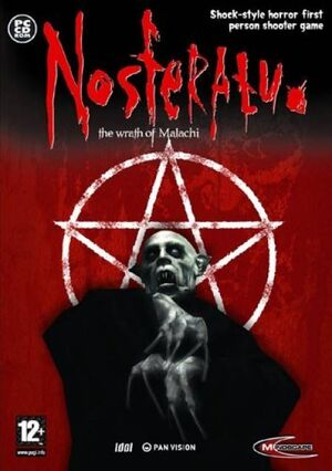 Nosferatu: The Wrath of Malachi cover