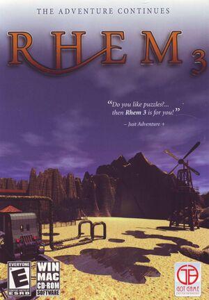 RHEM 3: The Secret Library cover