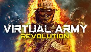 Virtual Army: Revolution cover