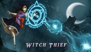 Witch Thief cover