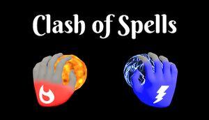 Clash of Spells cover