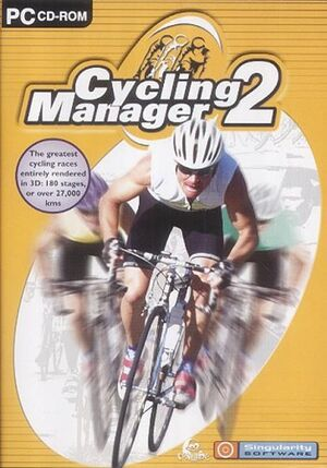 Cycling Manager 2 cover