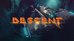 Descent (2020) cover