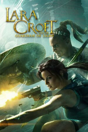 Lara Croft and the Guardian of Light cover