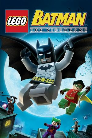 Lego Batman: The Videogame cover