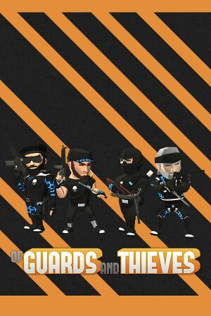 Of Guards and Thieves cover