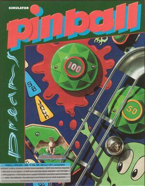 Pinball Dreams cover