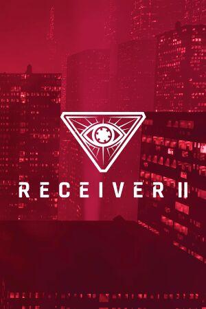 Receiver 2 cover