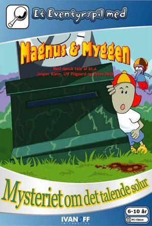 Skipper & Skeeto: The Mystery of the Talking Sundial cover