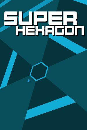Super Hexagon cover