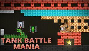 Tank Battle Mania cover