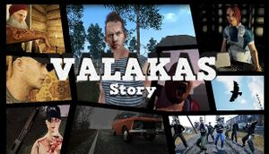 Valakas Story cover