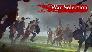 War Selection cover