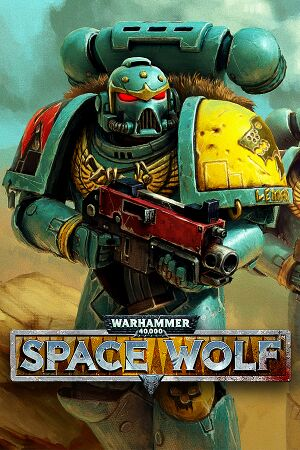 Warhammer 40,000: Space Wolf cover
