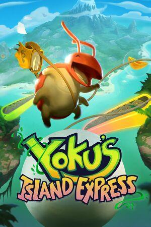 Yoku's Island Express cover