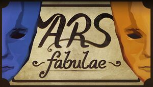 Ars Fabulae cover
