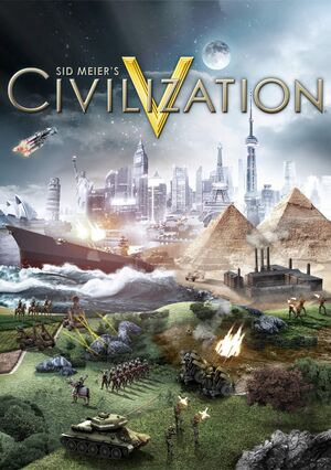 Sid Meier's Civilization V cover