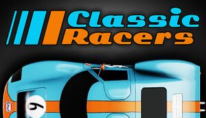 Classic Racers cover