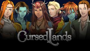Cursed Lands cover