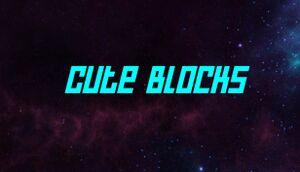Cute Blocks cover