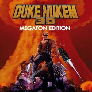 Duke Nukem 3D: Megaton Edition cover
