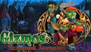 Gizmos: Steampunk Nonograms cover