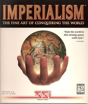 Imperialism cover