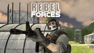 Rebel Forces cover