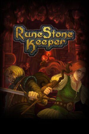 Runestone Keeper cover