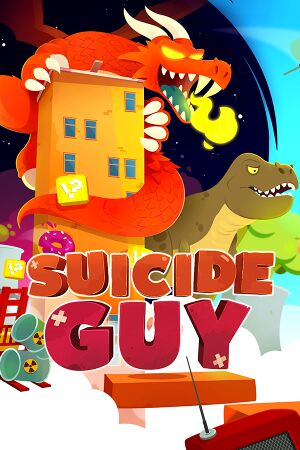 Suicide Guy cover