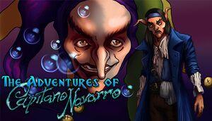 The Adventures of Capitano Navarro cover