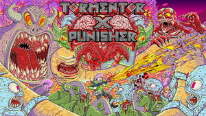 Tormentor X Punisher cover