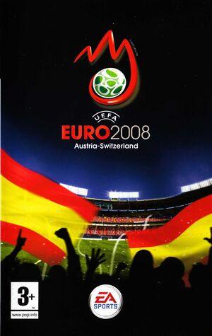 UEFA Euro 2008 cover