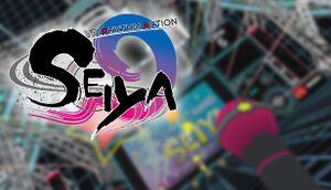 VR Rhythm Action Seiya cover