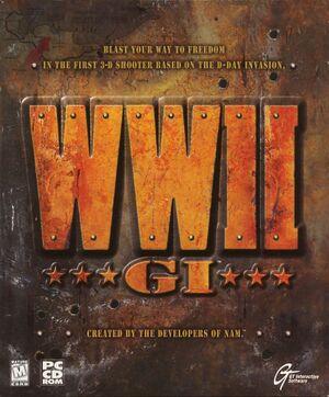 World War II GI cover