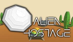 Alien Hostage cover
