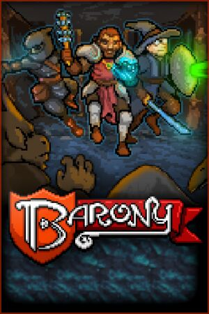 Barony cover