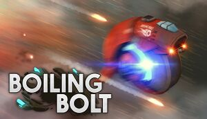 Boiling Bolt cover