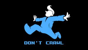 Don't Crawl cover