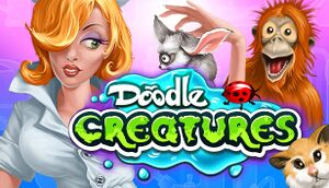 Doodle Creatures cover