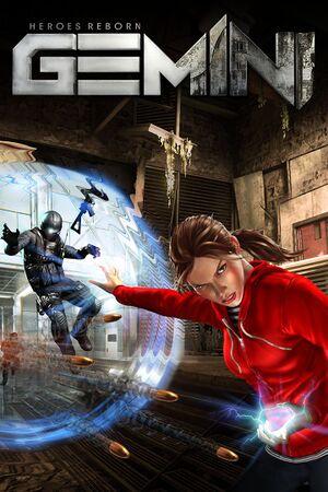 Gemini: Heroes Reborn cover