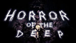 Horror of the Deep cover