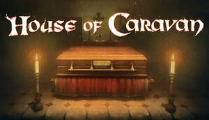 House of Caravan cover