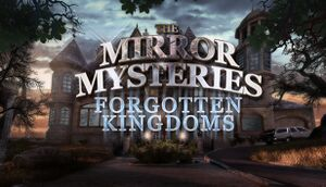 Mirror Mysteries 2 cover