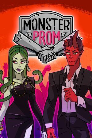 Monster Prom cover