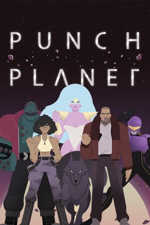 Punch Planet cover