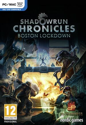 Shadowrun Chronicles cover